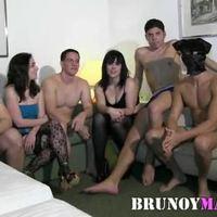 Orgia bestial montada por brunoymaria - bestial bestial!!