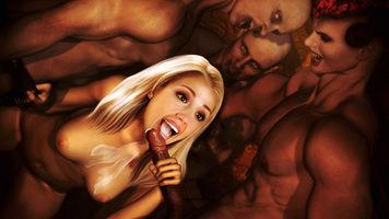 hellywood,hollywood,celebrities,celebs,monster 3d,monsters 3d,3d,monsters