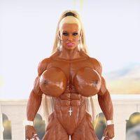 3D Muscle Porn Mix 002