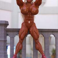 3D Muscle Porn Mix 006
