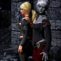 Knight Elayne – Forbidden Areas Part I