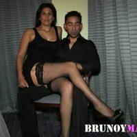 Follate a mi mujer chaval!! - polvazo cornudo en brunoymaria