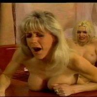 Lesbian blondes feet sex