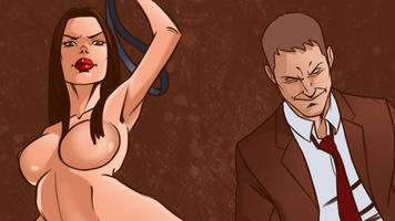 threesome,stories,illustration,comics,domination,bdsm