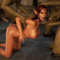 Elven Desires Lorena Part II
