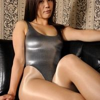 asian leotard fetish