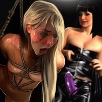 #6 - BDSM session with Barbara