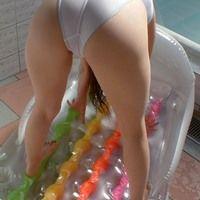 wet swimsuit xxx