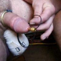 Adapter in urethra