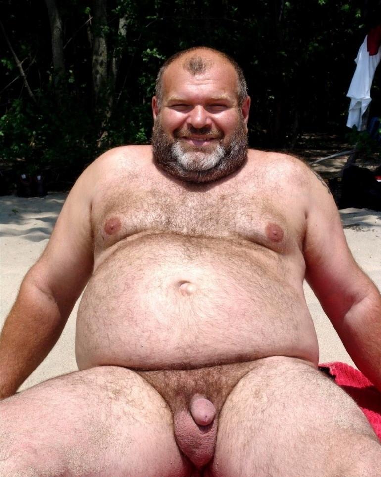 Fat gay guys naked