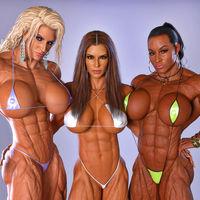 3D Muscle Porn Mix 004