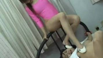 female foot slave,asian lesbian goddess,lesbian foot domination,lesbian foot worship