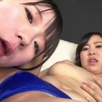 Shaved Japanese lesbians