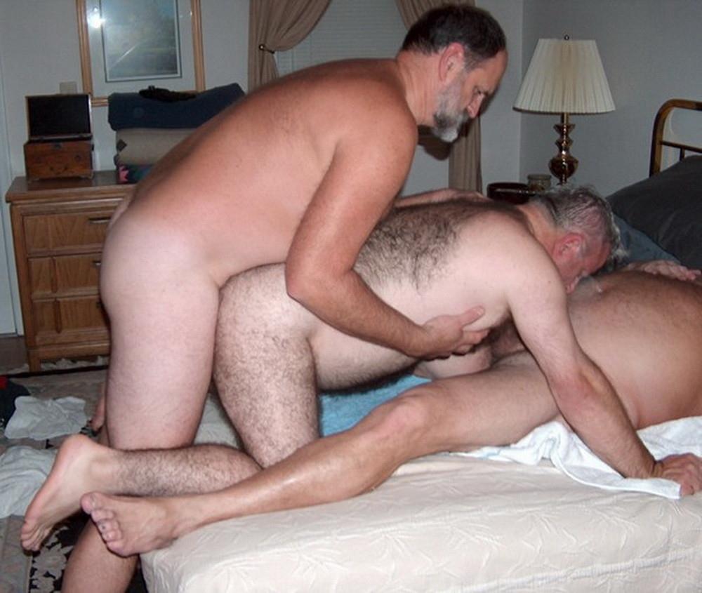 стариное гей порно