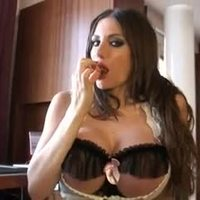Amateur French Babe With Huge Tits