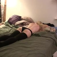 Twerking Creampies (Kandyskisses.com)