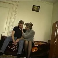 Russian MILF with russian boy-1