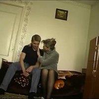 Russian MILF with russian boy-1