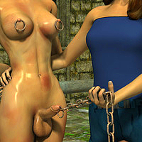 Dickgirl Stables 1